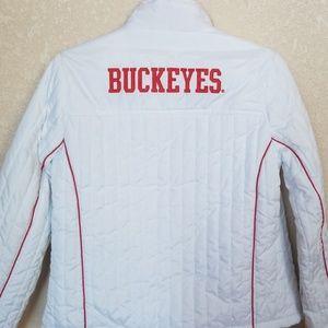 Ohio State Buckeyes jacket !!!!!!!